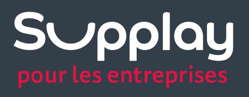 Supplay logo spécial entreprise
